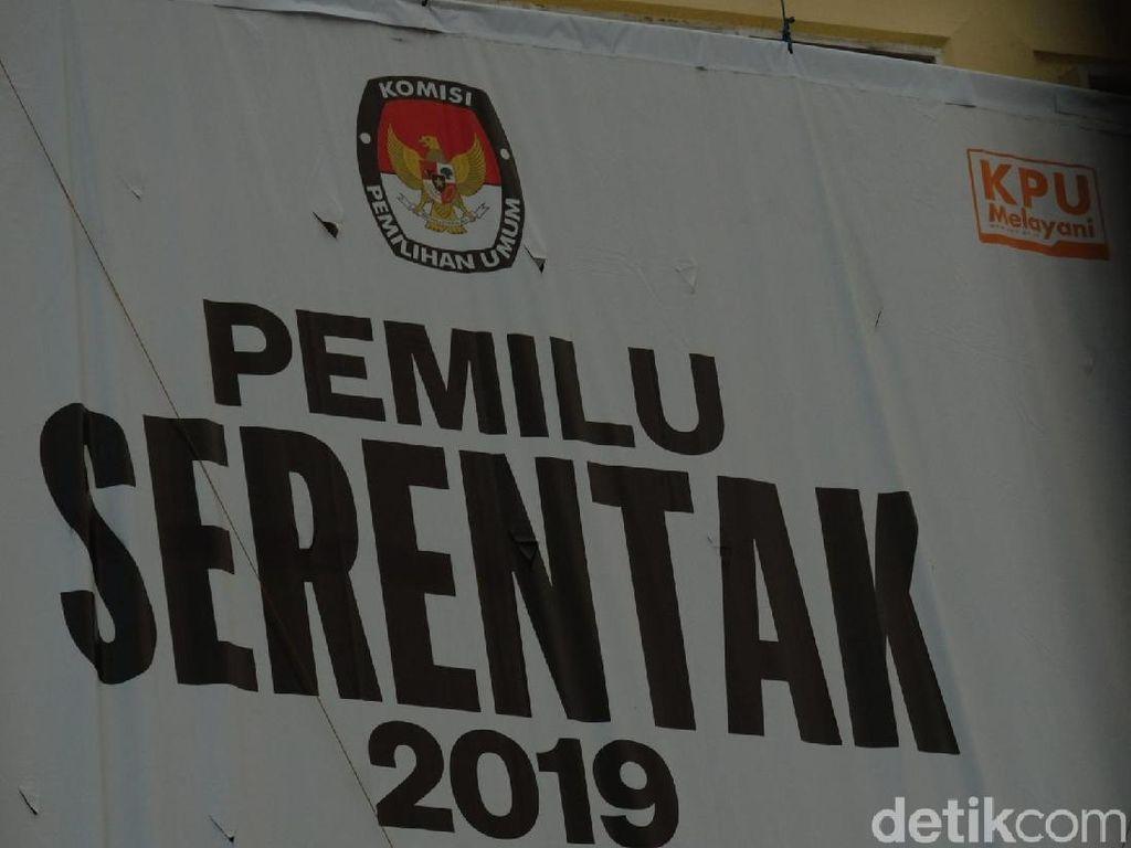 PDIP Juara Pileg 2019, Hanura Gagal Lolos ke Senayan