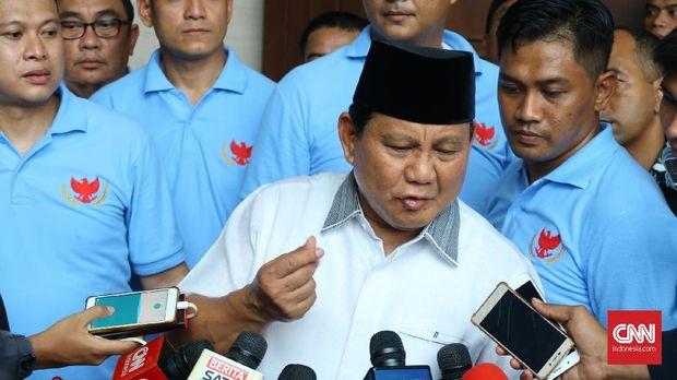 La Nyalla ke Prabowo: Habis Manis Sepah Dibuang