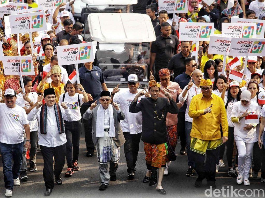 PD Unggah Burung Maruf Tak Terbang, Tim Jokowi: Posting yang WO Tuh
