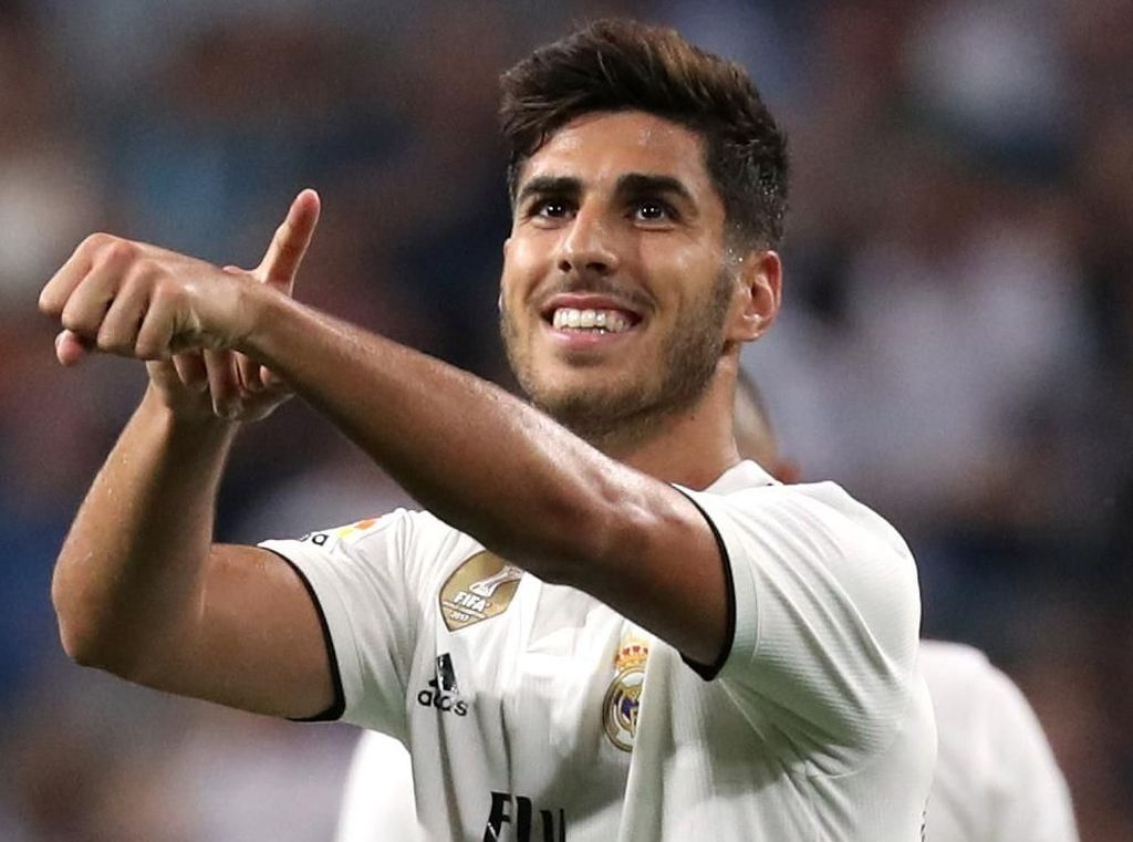 Asensio soal Hazard ke Real Madrid: Itu Cuma Spekulasi
