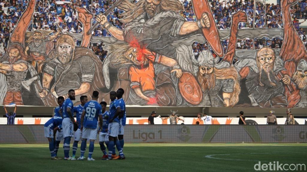 Hasil Liga 1: Persib Menang Dramatis atas Persija