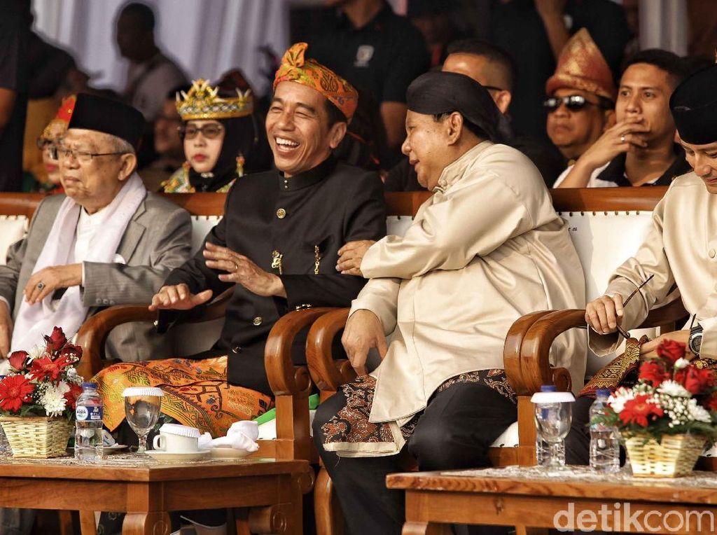 Netizen Tak Sabar Nonton Tayangan Perdana #DebatPilpres2019