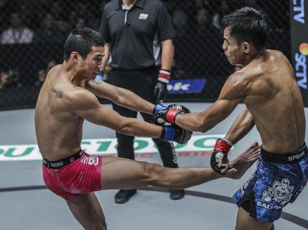 Ini Daftar Duel di ONE Championship Jakarta Bulan Depan