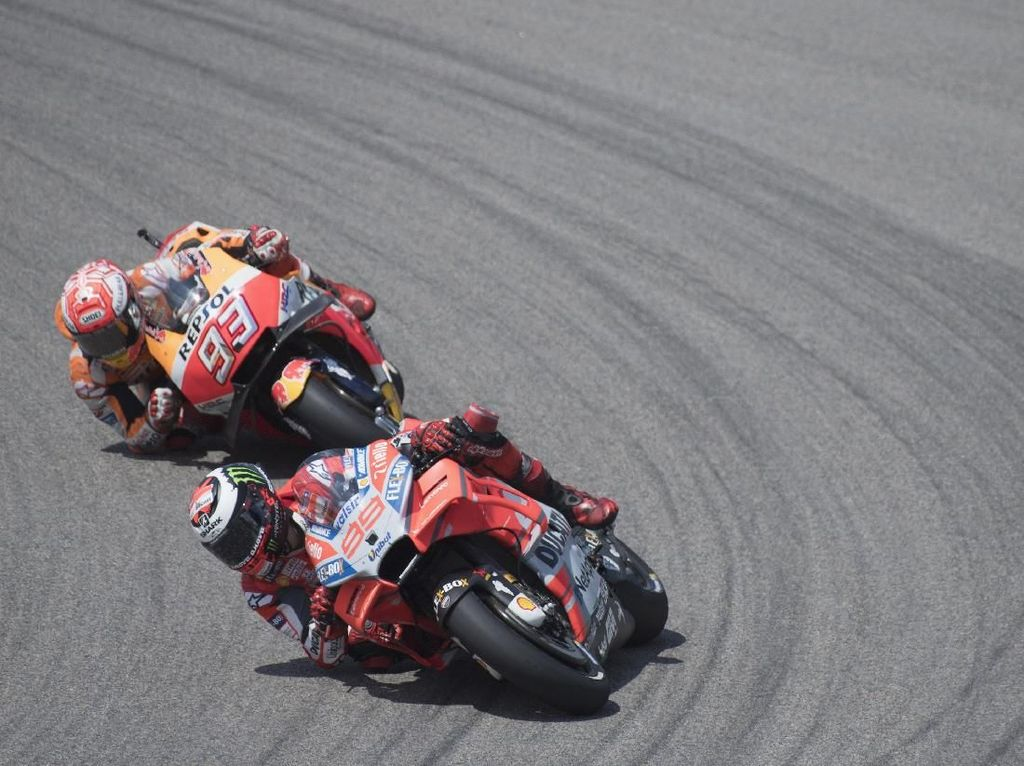 Live Streaming MotoGP Aragon Tonton di Sini!