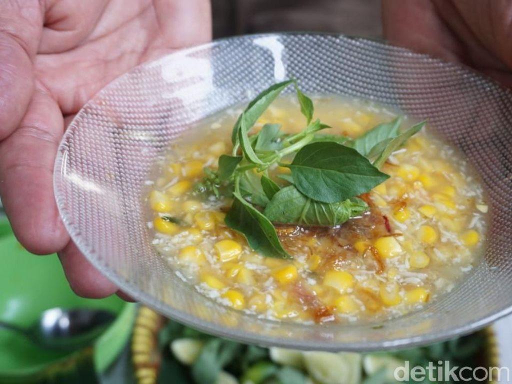 Gurihnya Binte Biluhuta, Sup Jagung Gorontalo yang Sedap