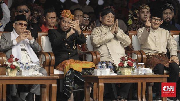 Prabowo Tak Rela Kekayaan Bangsa Dicuri Segelintir Orang di
