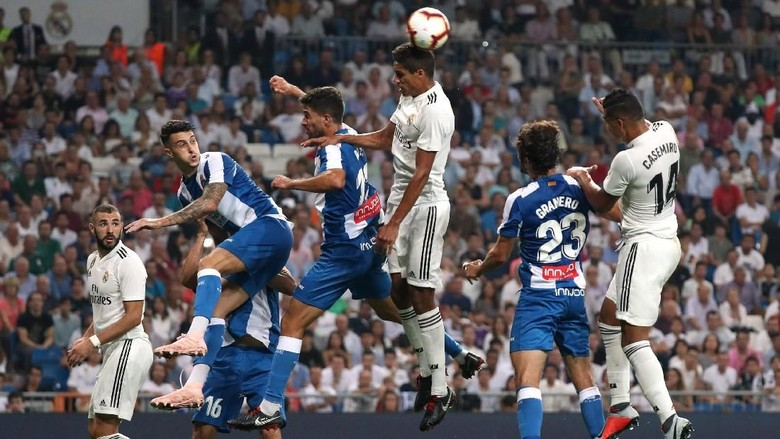Varane: Madrid Tak Akan Selalu Menang 5-0