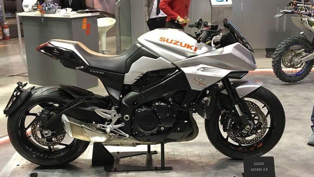 Suzuki Katana, Moge Baru Suzuki Siap Meluncur
