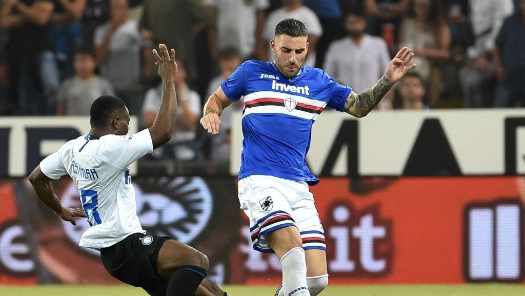 Rentetan Drama Dalam Kemenangan Inter Atas Sampdoria