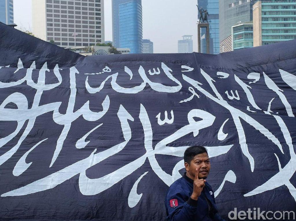 Kampanye Bendera Al-Liwa dan Ar-Rayah di CFD