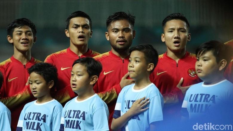 Babak I: Timnas Indonesia U-19 Tertinggal 0-2 dari China