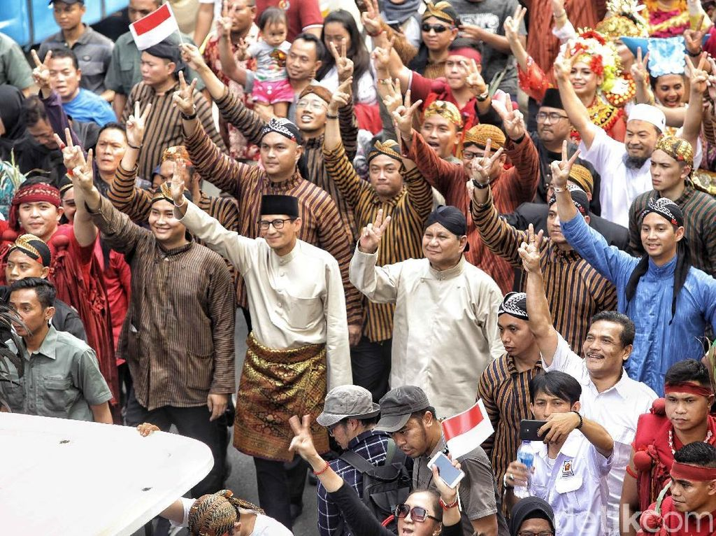 Alasan Prabowo Dirikan Pos Pertempuran di Solo