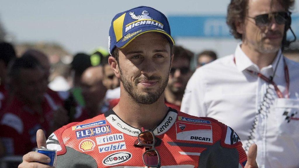 Dovizioso Sebut Ducati Musim Ini Lebih Tangguh daripada Musim Lalu