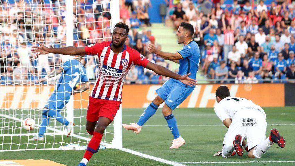 Hasil Liga Spanyol: Atletico Menang Dua Gol Tanpa Balas Atas Getafe