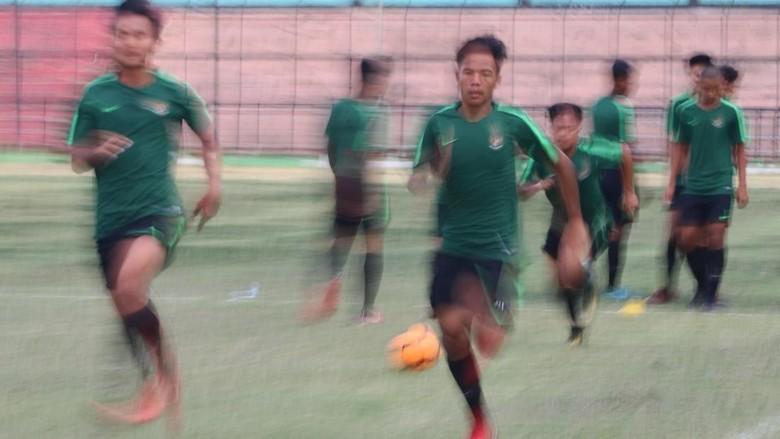 Timnas U-16 Sedang Dalam Semangat Tinggi Lawan Vietnam