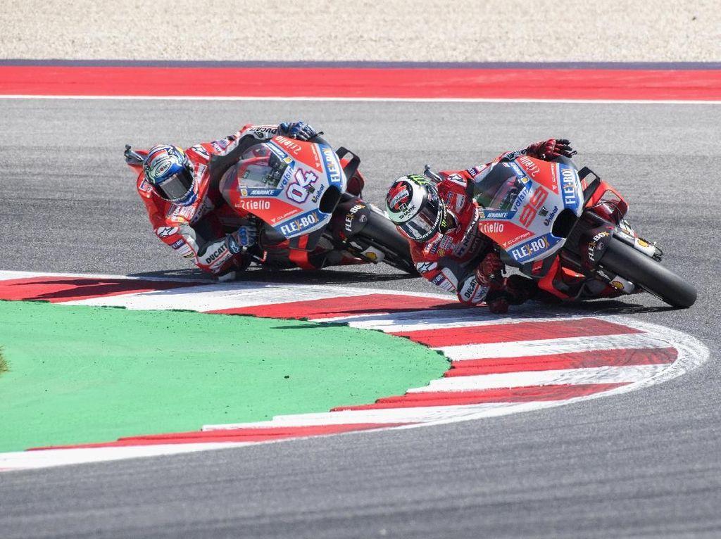 Ada Live Streaming MotoGP Aragon di detikSport Malam Ini