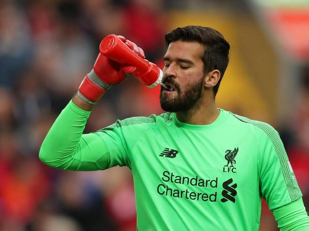 Rayuan Coutinho Bikin Alisson Gabung Liverpool