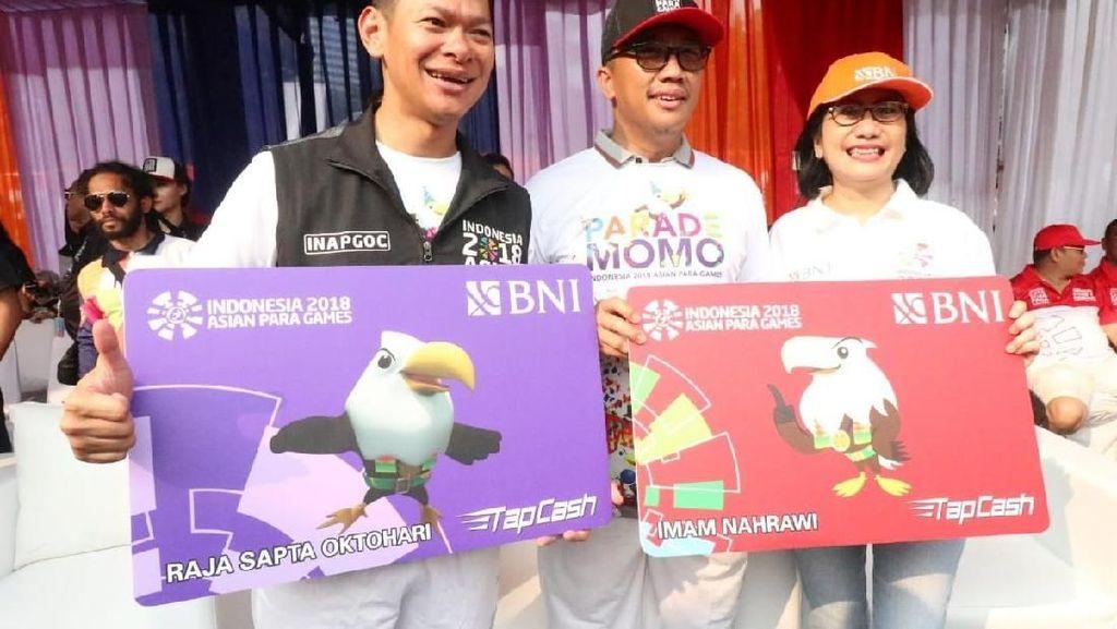 BNI Dukung Asian Para Games 2018