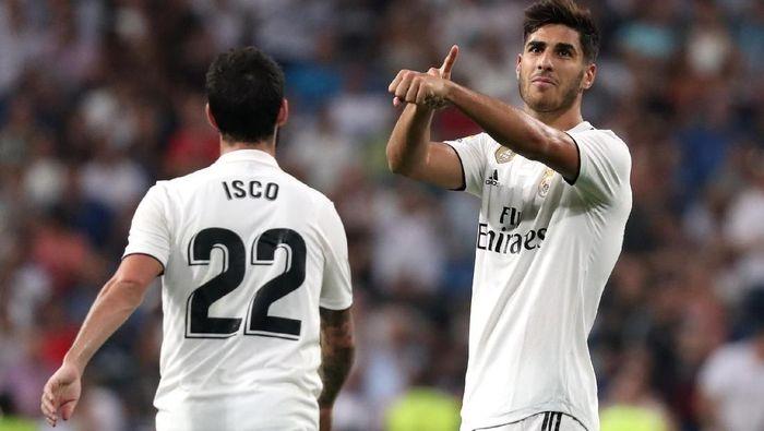 Real Madrid ditantang Sevilla pada Liga Spanyol tengah pekan ini (REUTERS/Susana Vera)