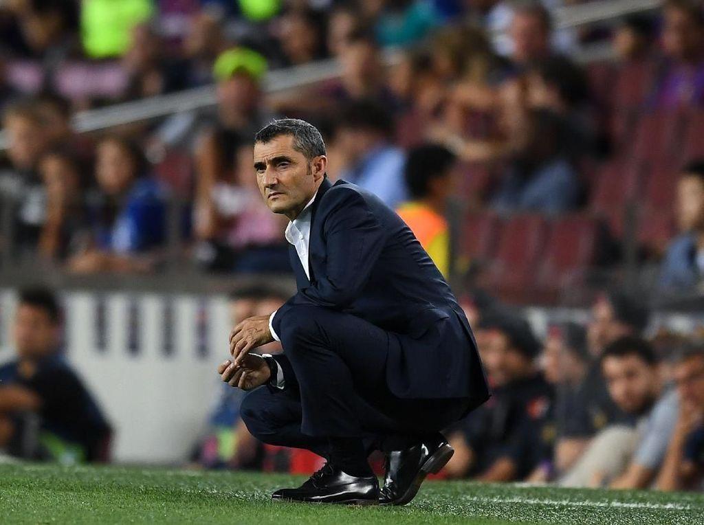 Valverde: Girona Tak Akan Main Bertahan Lawan Barca