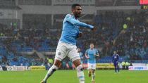 Video Gol Mahrez untuk Mendiang Bos Leicester CIty