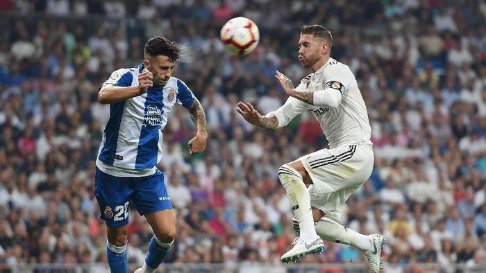 Real Madrid menang 1-0 atas Espanyol dalam lanjutan Liga Spanyol (Foto: Denis Doyle/Getty Images)
