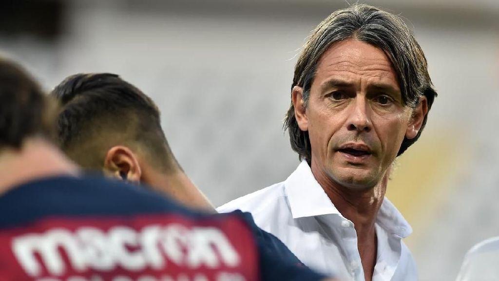 Pippo Inzaghi Langsung Disayang Tifosi Bologna