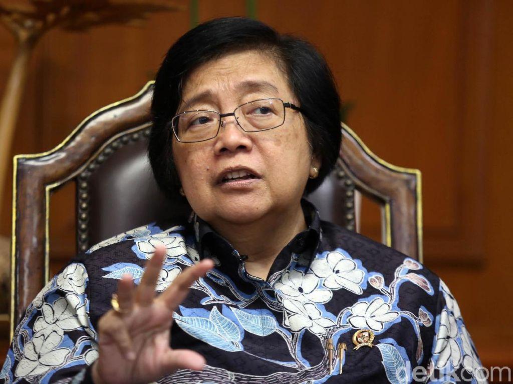 Menteri LHK soal Kenaikan Suhu Bumi: Indonesia di Bawah Rata-rata Dunia