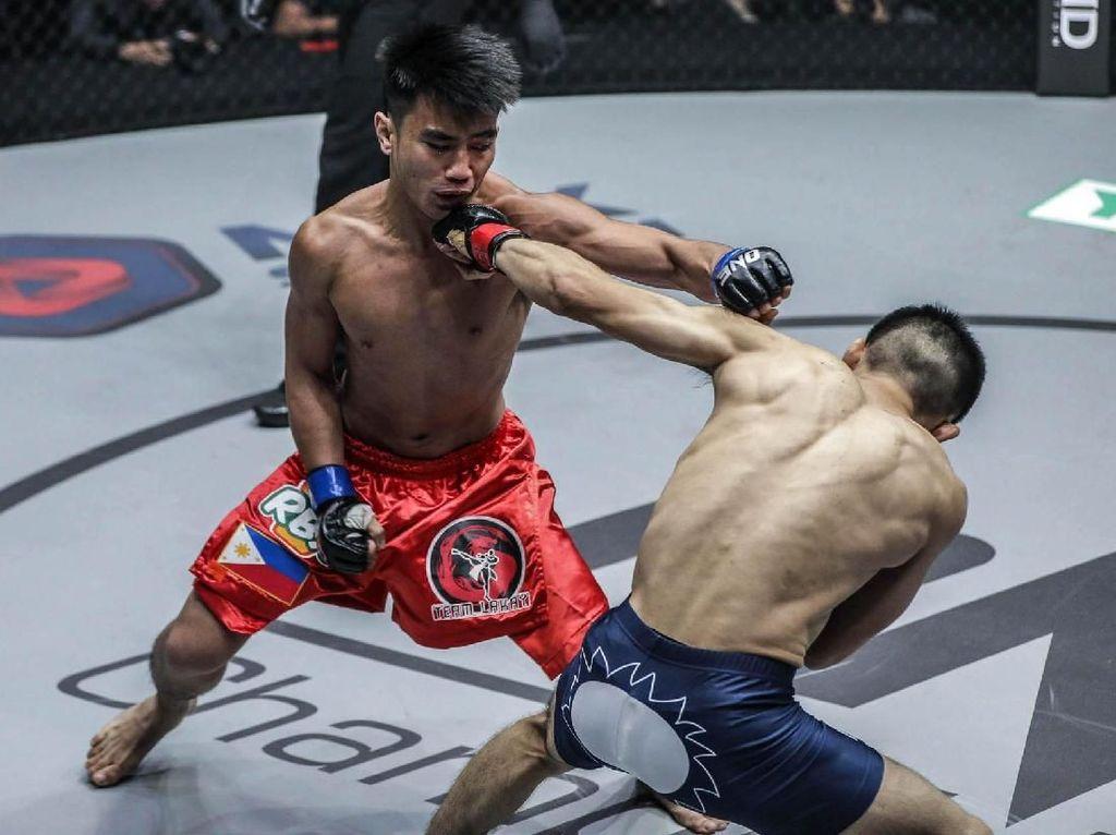 ONE Championship: Januari, Joshua Pacio Akan Pertahankan Gelar di Jakarta