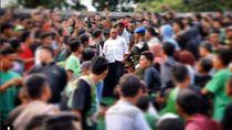 Viral Gubernur Sumut Edy Rahmayadi Tampar Suporter PSMS