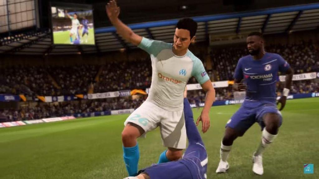 Tips Jago FIFA 19: Bertahan
