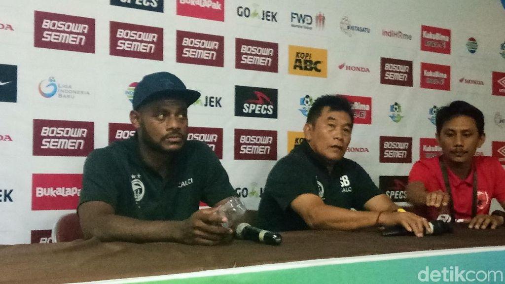 Kalahkan Sriwijaya FC, PSM Makassar Tempel Persib di Puncak Klasemen
