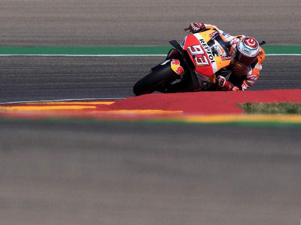 MotoGP Thailand, Kesempatan Marc Marquez Dekati Gelar Juara Dunia