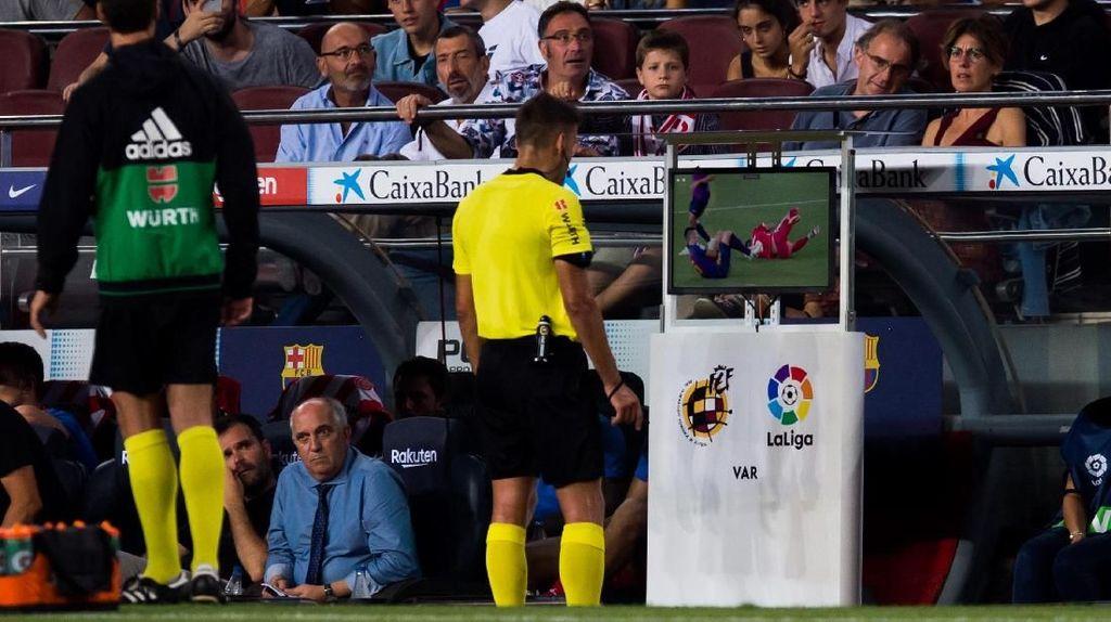 Resmi! VAR Diterapkan di Liga Champions Musim Depan