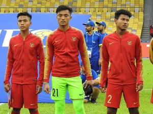 2 Pemain Timnas Indonesia U-19 Cedera Parah, Tak Ikut ke Kroasia
