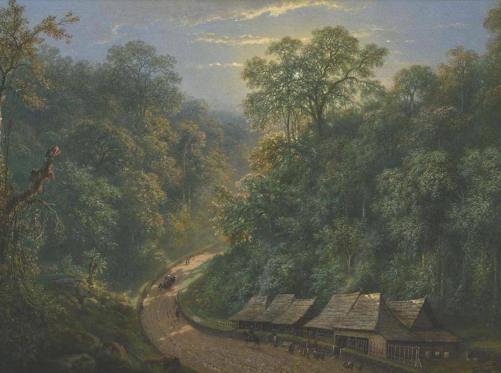 Terjual Rp 31 M, 3 Alasan Lukisan Raden Saleh Bernilai Tinggi