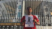 Pesan dari Suporter di Malaysia: Sudahi Caci-Maki, Ayo Adu Kreasi