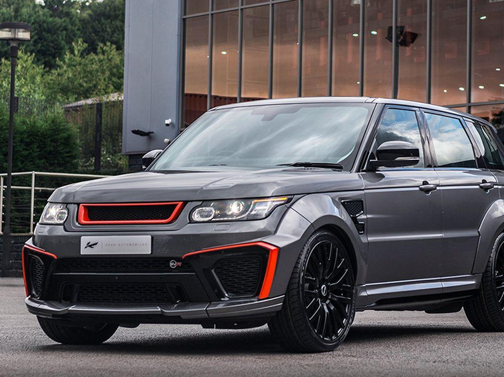 Modifikasi Range Rover Ini Dijual