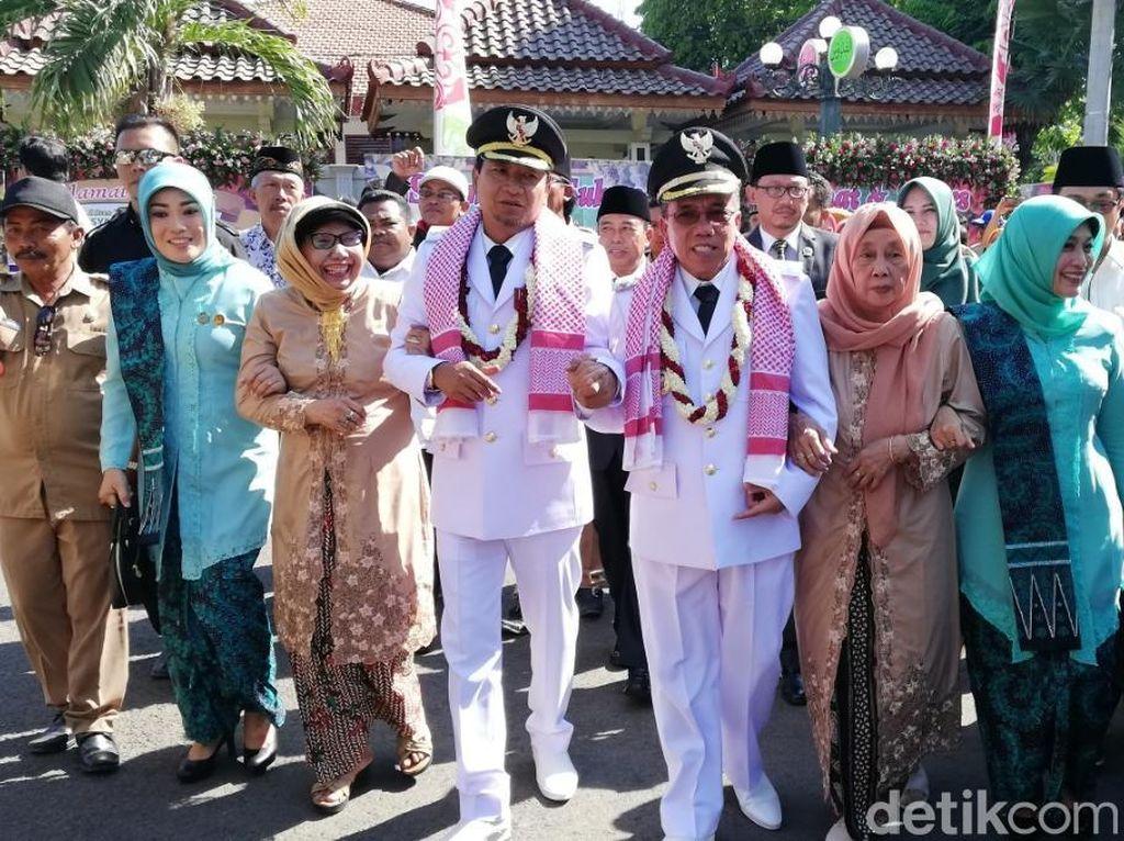 Bupati Irsyad Jadi Korwil Pasuruan: 78% Suara untuk Jokowi