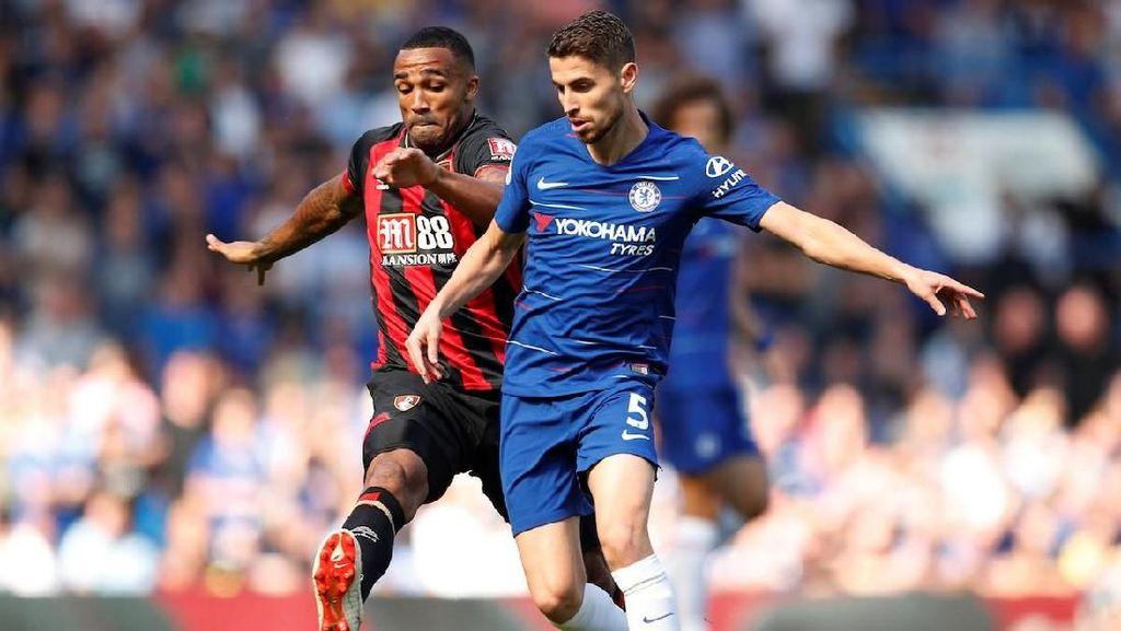 Jorginho Datang dan Langsung Jadi Raja Passing di Premier League