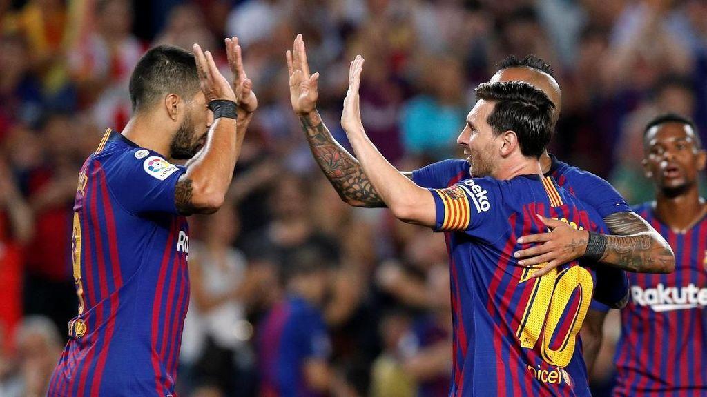 Dapat Lawan Empuk, Saatnya Barcelona Kembali Menang