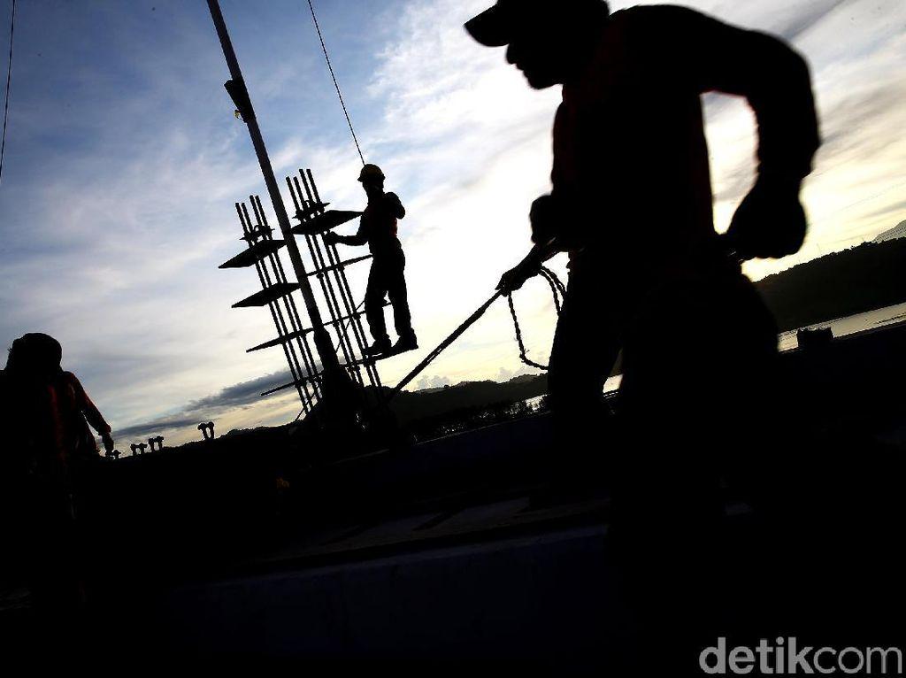 Kemampuan Bayar Utang BUMN Karya Berisiko