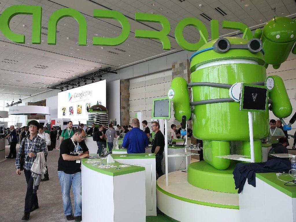 Play Protect Blokir 1,9 Miliar Malware Android Selama 2019