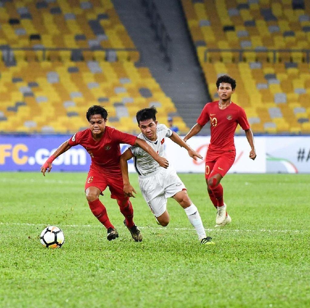 Timnas U-16 Harus Lebih Kompak Lagi Lawan India