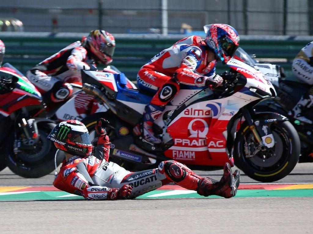 Sekalipun Bisa Tampil di MotoGP Thailand, Lorenzo Pesimistis Bisa Kompetitif