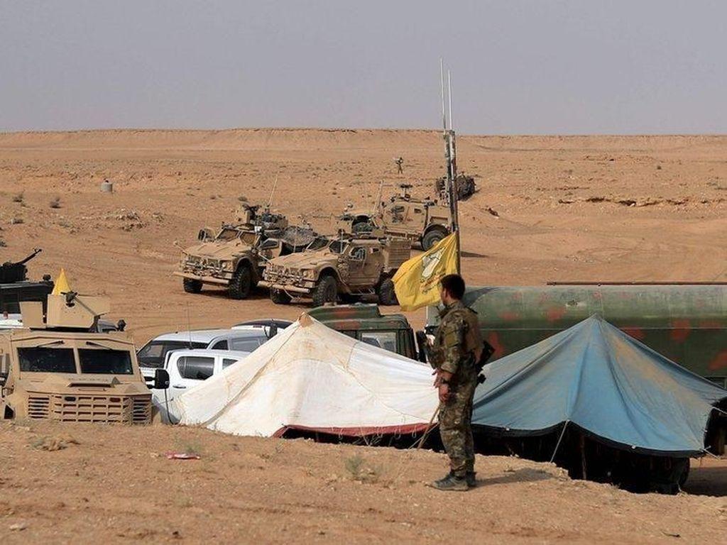 Ahli Farmasi Inggris yang Gabung ISIS Ditahan di Suriah