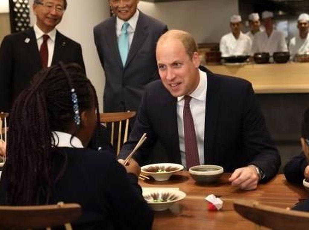 William Ungkap Warisan yang Diturunkan Putri Diana kepada George