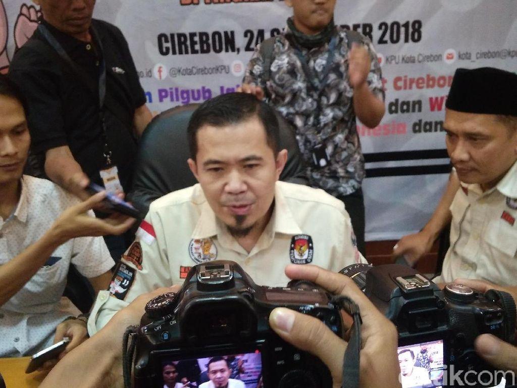 Rekapitulasi KPU, Petahana Menang PSU Pilwalkot Cirebon