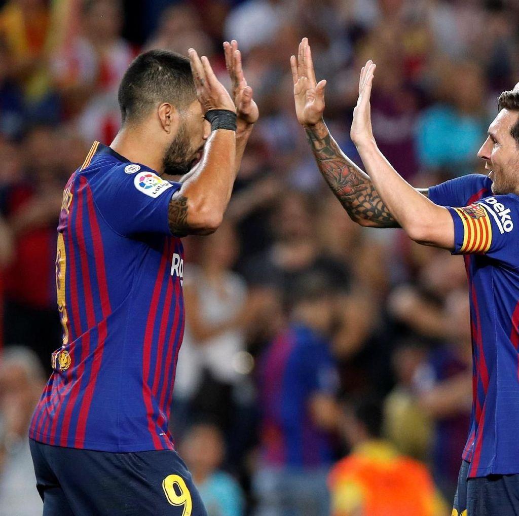Jadwal Liga Spanyol Tengah Pekan Ini