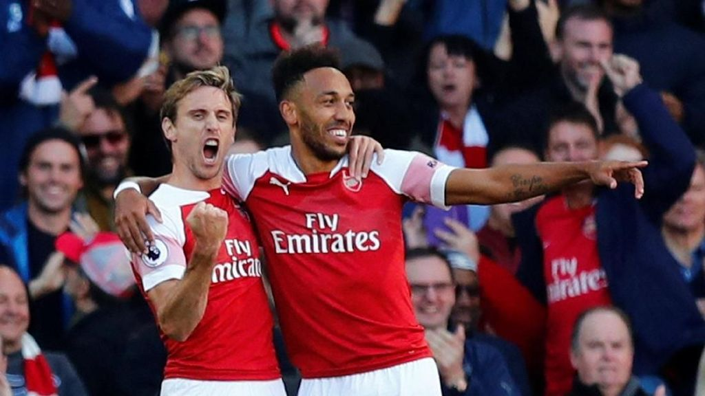 Arsenal Kalahkan Everton di Emirates Stadium
